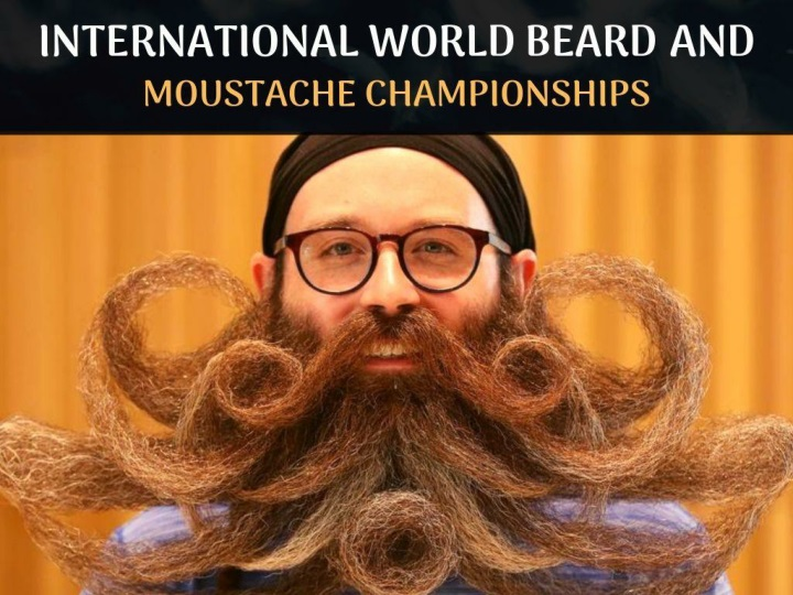 international world beard and moustache championships n.
