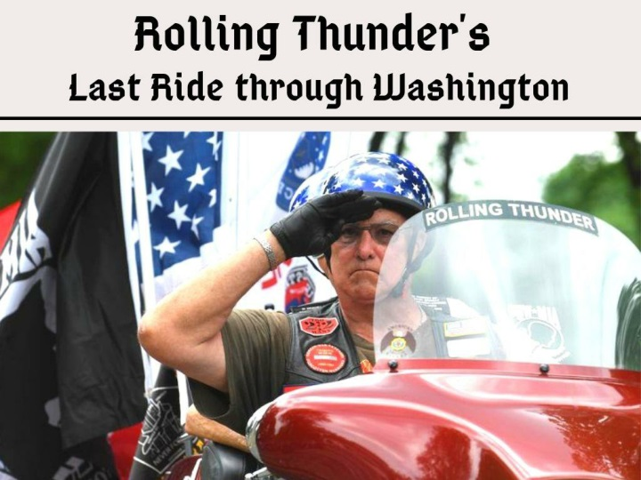 rolling thunder s last ride through washington n.