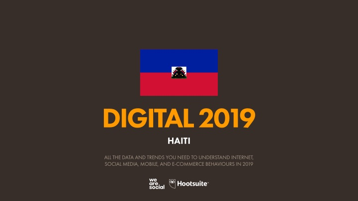 digital 2019 haiti n.