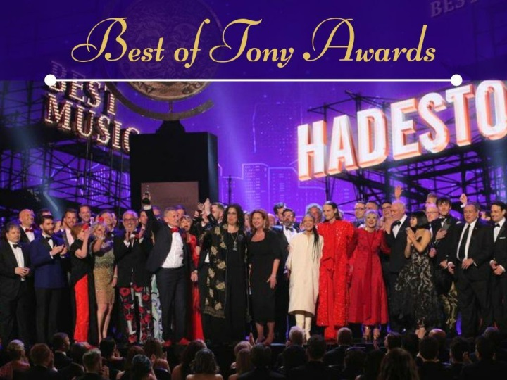best of tony awards n.