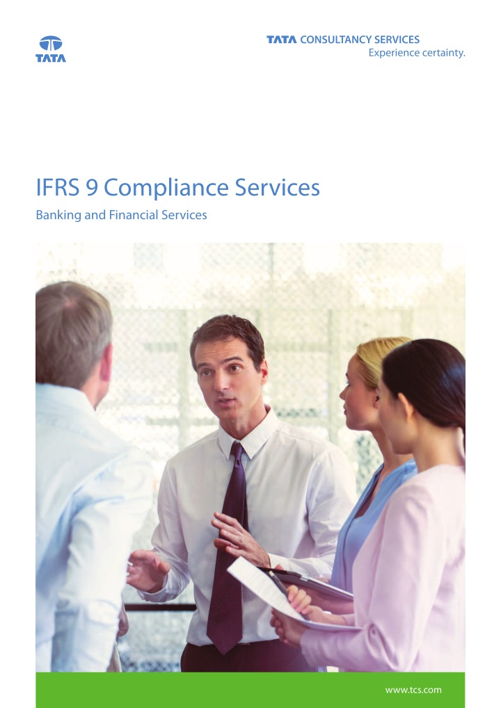 ifrs 9 compliance services n.