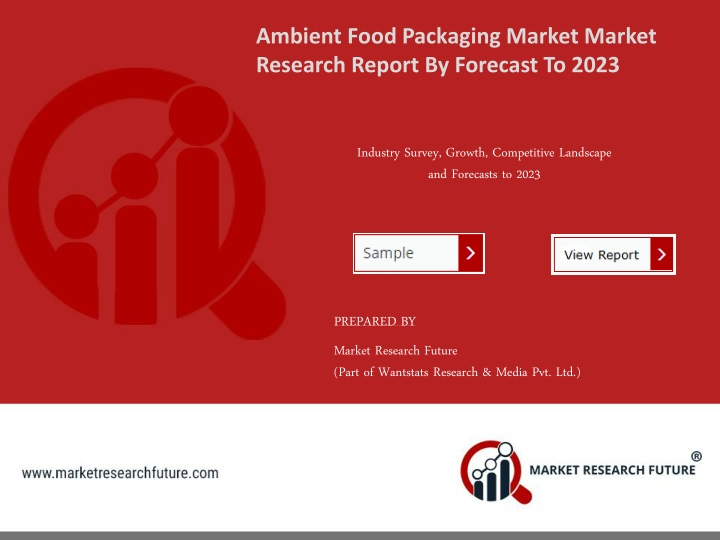 ambient food packaging market market research n.