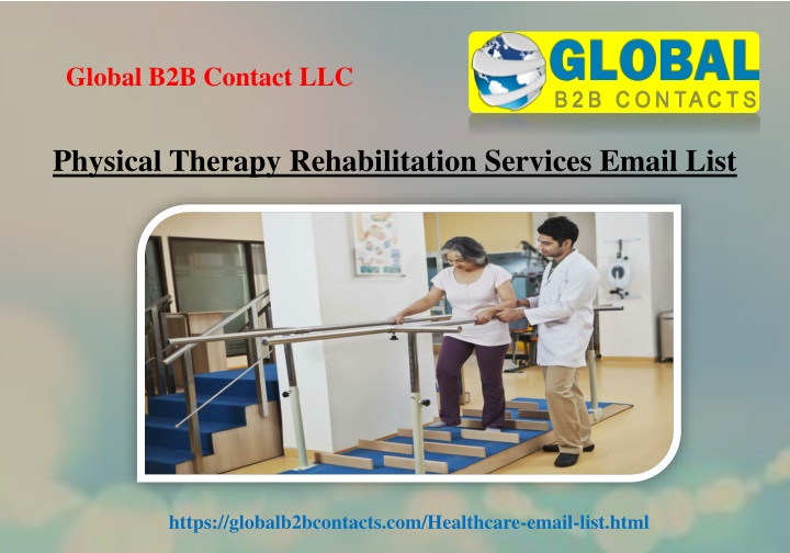 physical therapy rehabilitation services email list n.