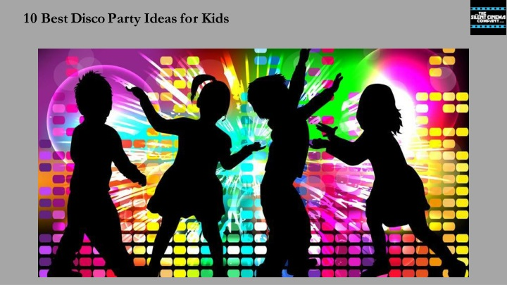 10 best disco party ideas for kids n.