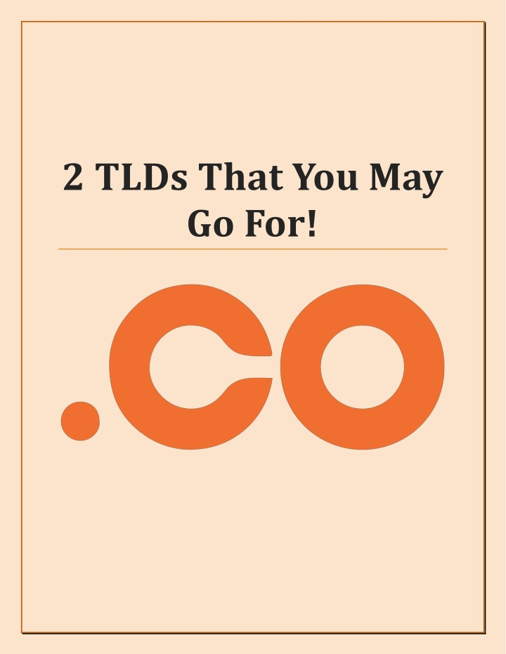 2 tlds that you may go for n.