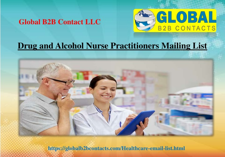 drug and alcohol nurse practitioners mailing list n.