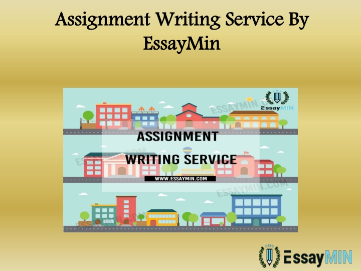 assignment writing service by essaymin n.