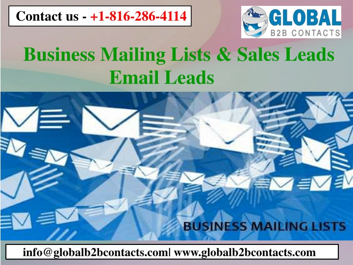 business mailing lists sales leads email leads n.