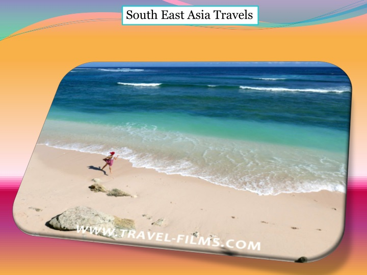 south east asia travels n.