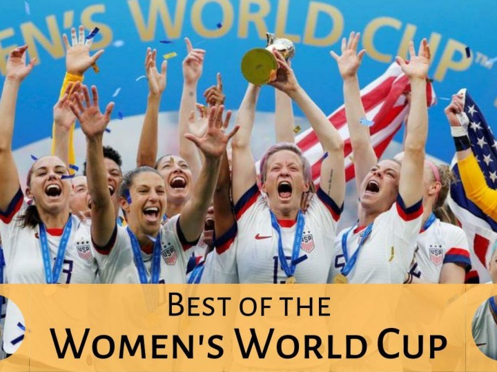 best of the women s world cup n.