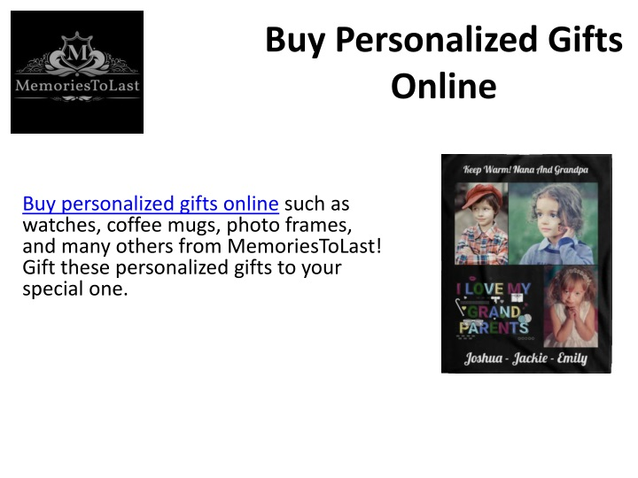 buy personalized gifts online n.
