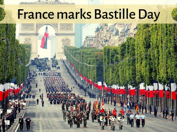 france marks bastille day n.