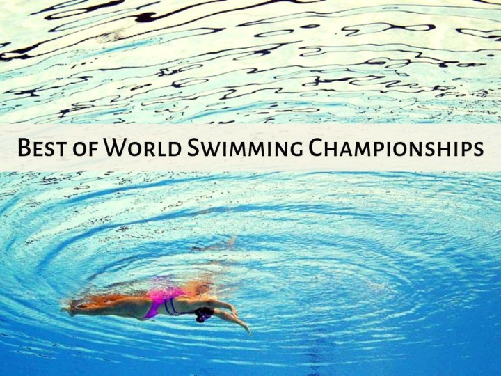 best of world swimming championships n.