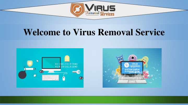 welcome to virus removal service n.