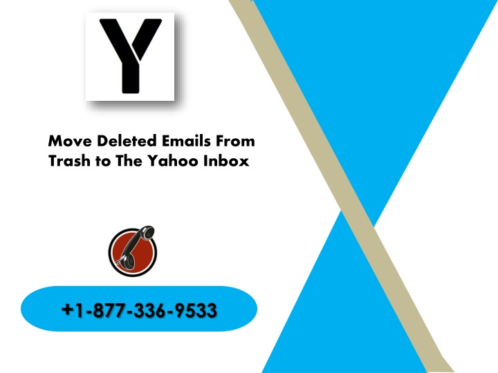 How To Move Deleted Emails From Trash to Yahoo Mail Inbox