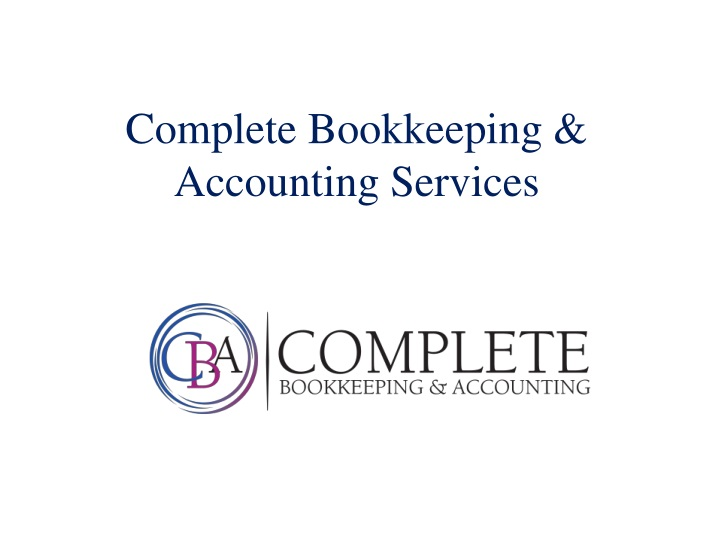 complete bookkeeping accounting services n.