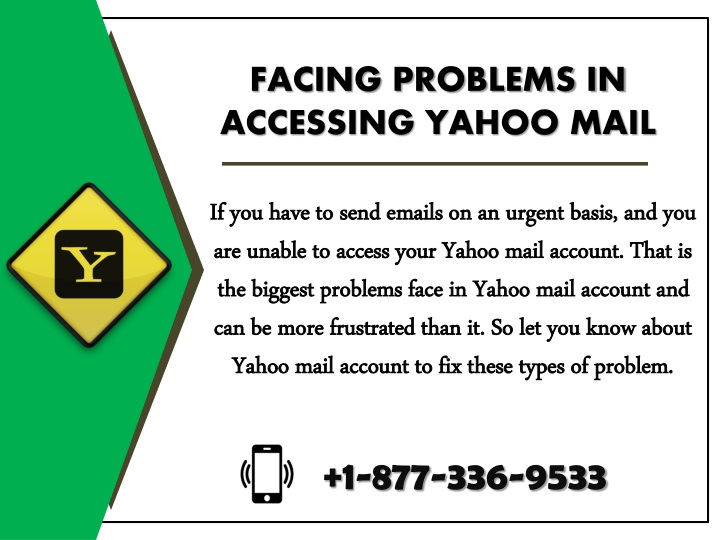 Facing Problems In Accessing Yahoo Mail?