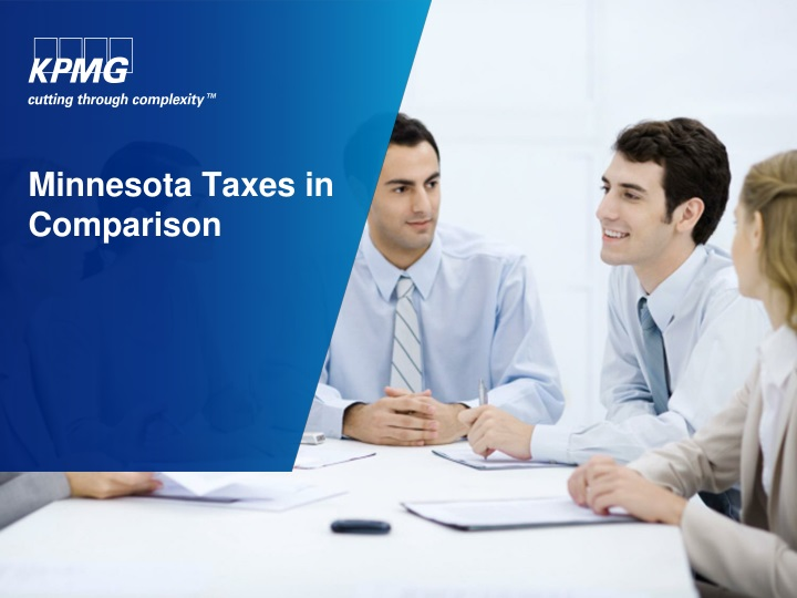 minnesota taxes in comparison n.