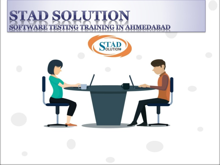 stad solution software testing training in ahmedabad n.