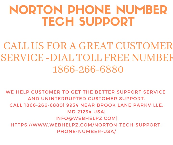 norton phone number tech support call n.