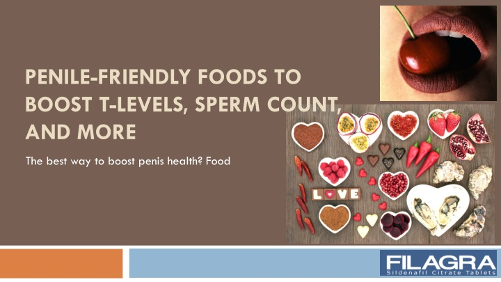 penile friendly foods to boost t levels sperm n.