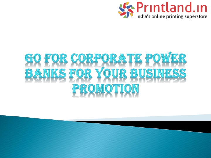 go for corporate power banks for your business promotion n.