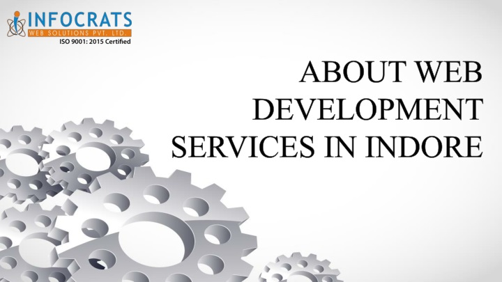 about web development services in indore n.