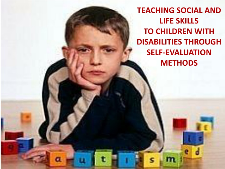 teaching social and life skills to children with n.
