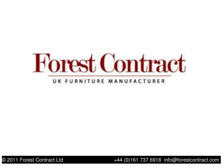 2011 forest contract ltd 44 0 161 737 6918 info@forestcontract com n.