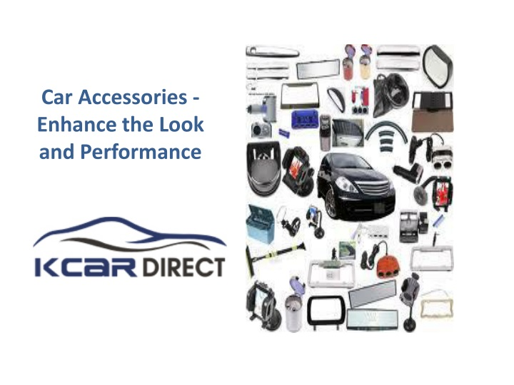 car accessories enhance the look and performance n.
