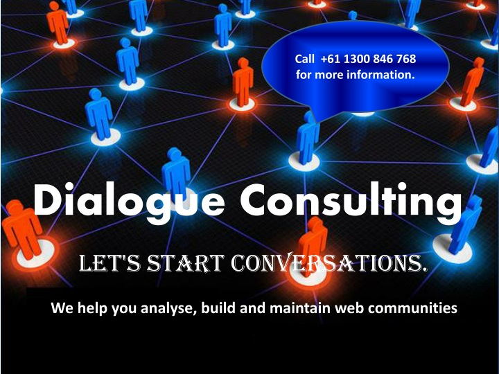 dialogue consulting n.