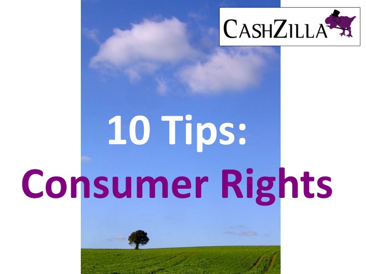 10 tips consumer rights n.