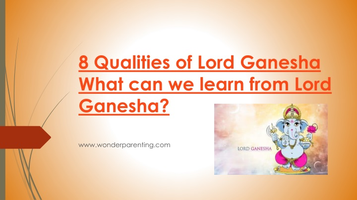 8 qualities of lord ganesha what can we learn from lord ganesha n.
