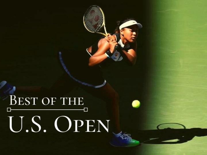 best of the u s open n.