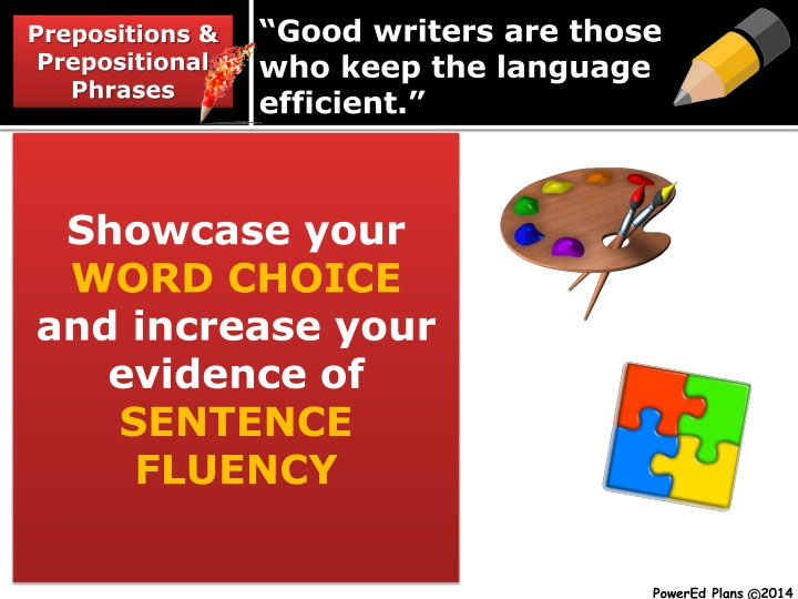 good writers are those who keep the language efficient n.