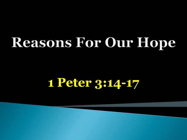 reasons for our hope n.