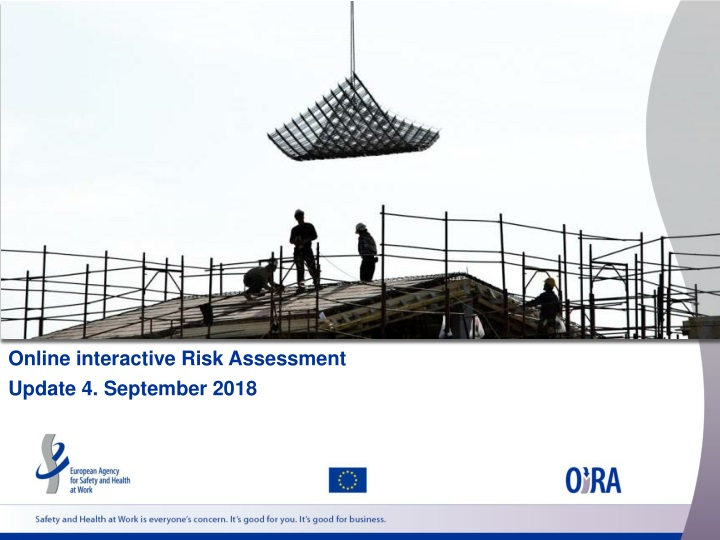 online interactive risk assessment update n.