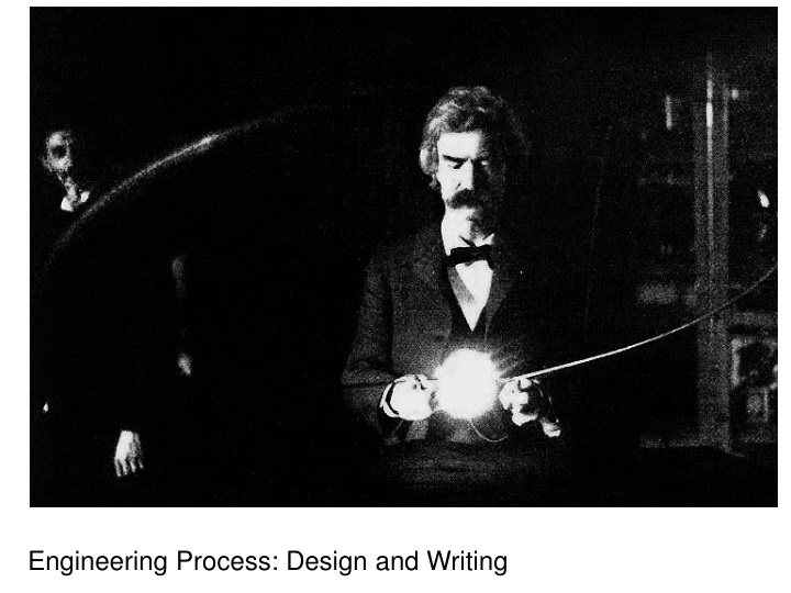 engineering process design and writing n.
