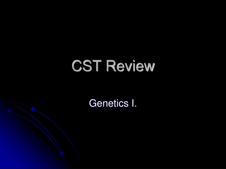 cst review n.