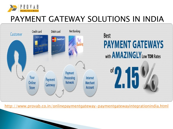 payment gateway solutions in india n.