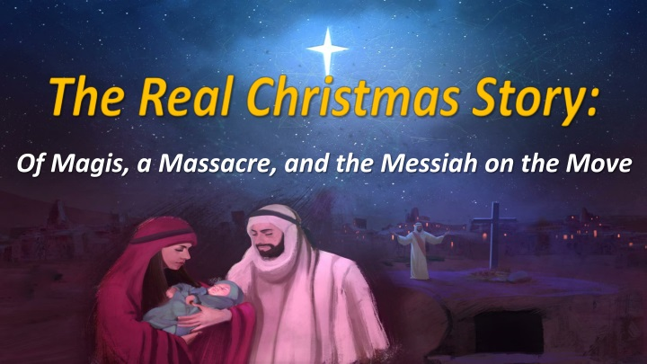 of magis a massacre and the messiah on the move n.