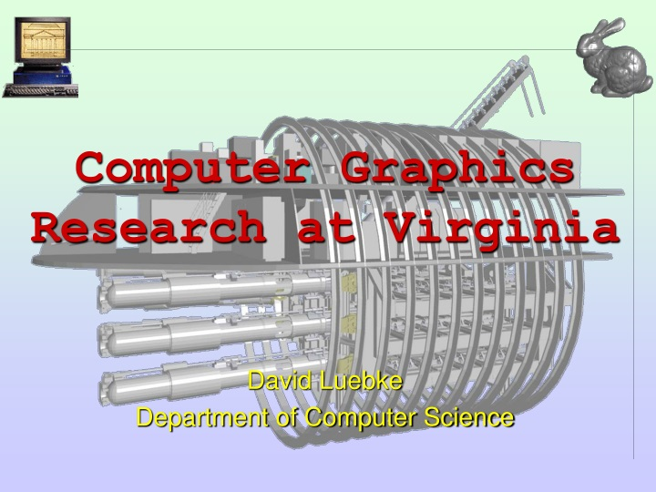 computer graphics research at virginia n.