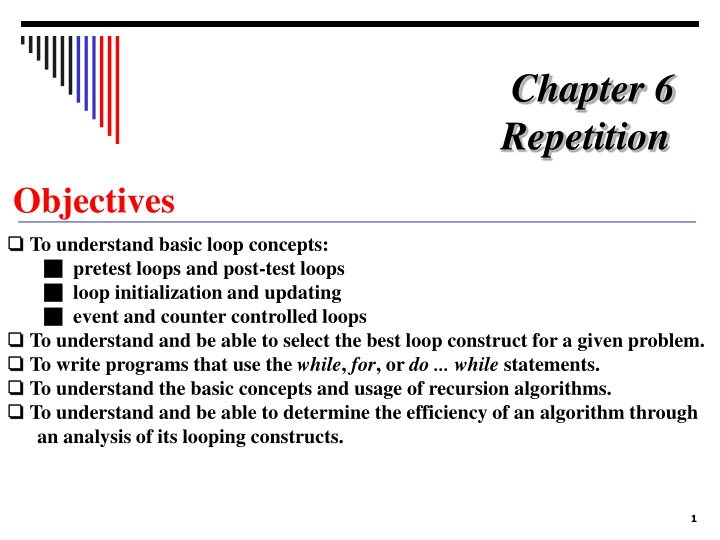 chapter 6 repetition n.