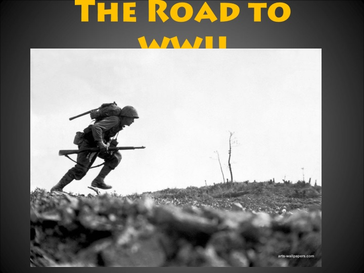 the road to wwii n.