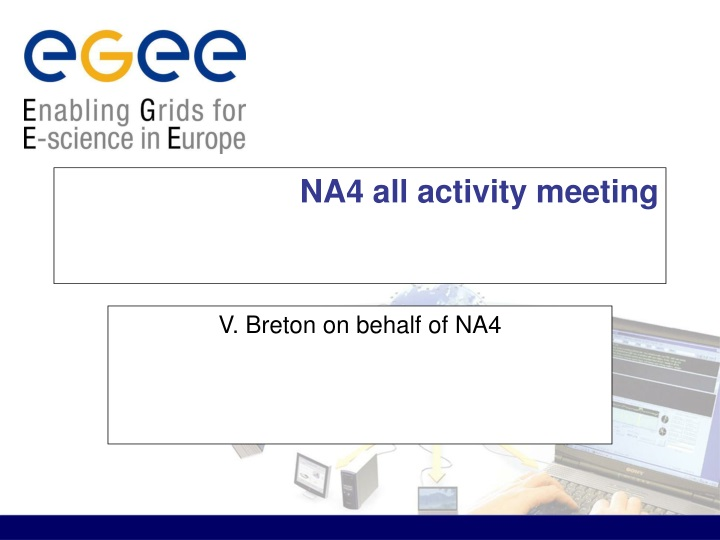 na4 all activity meeting n.