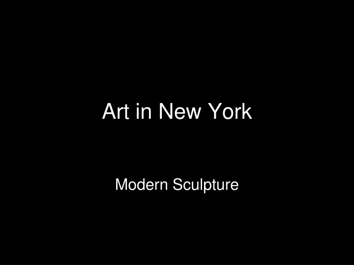 art in new york n.