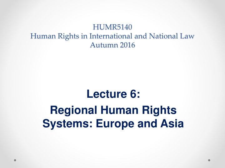 humr5140 human rights in international and national law autumn 2016 n.