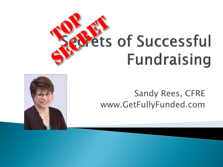 secrets of successful fundraising n.