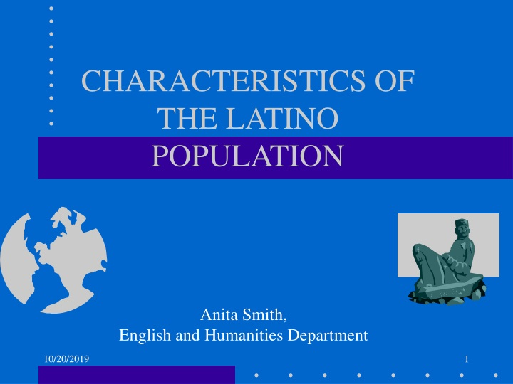 characteristics of the latino population n.