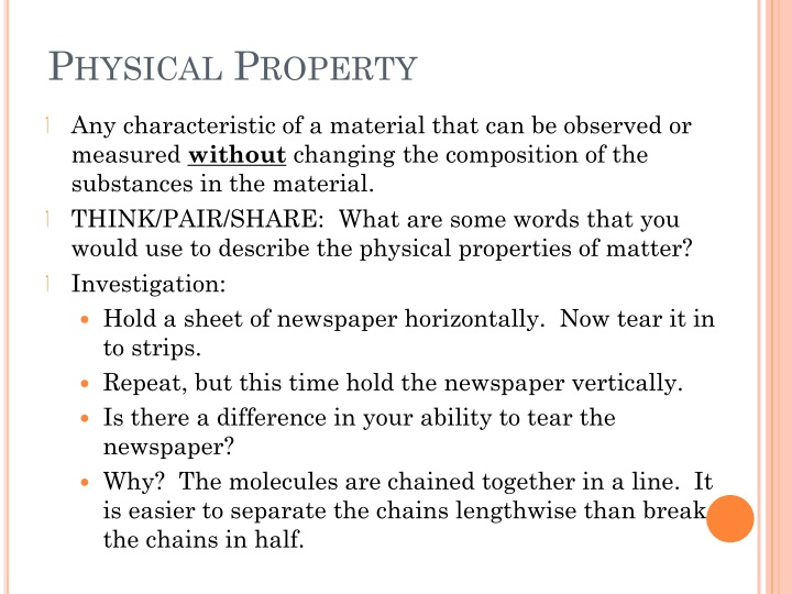 physical property n.